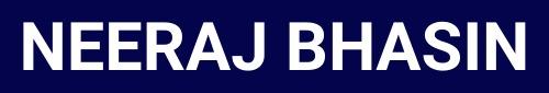 Neeraj Bhasin Logo